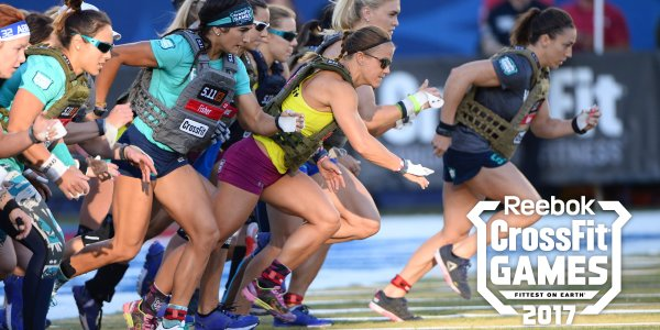 CrossFit 2017: Runners