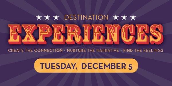 Destination Experiences