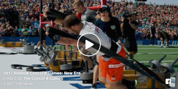 Video: CrossFit Games 2017 (New Era)