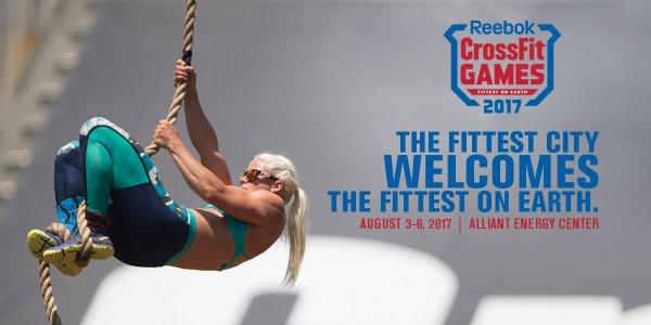 CrossFit 2017: Rope Climb