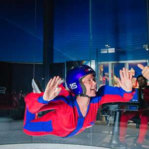 iFly Chicago Hero Image 2