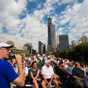 Chicago Architecture Foundation Boat Tour