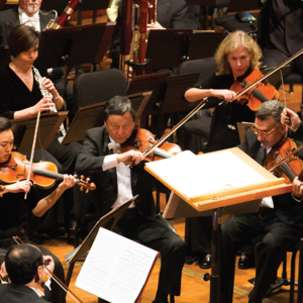 Chicago Symphony Orchestra: Muti, Beethoven Piano Concerto No. 4 & Bronfman - Image