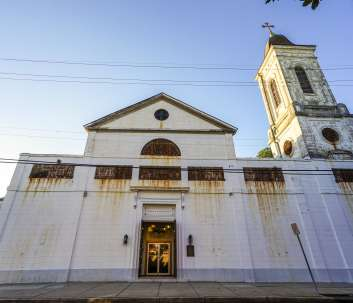 St. Augustine Church - Treme