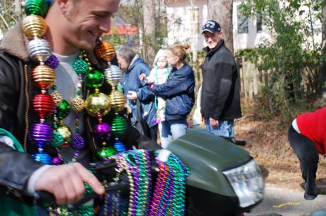 Krewe of Push Mow Mardi Gras