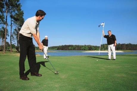 Northshore's six scenic golf courses