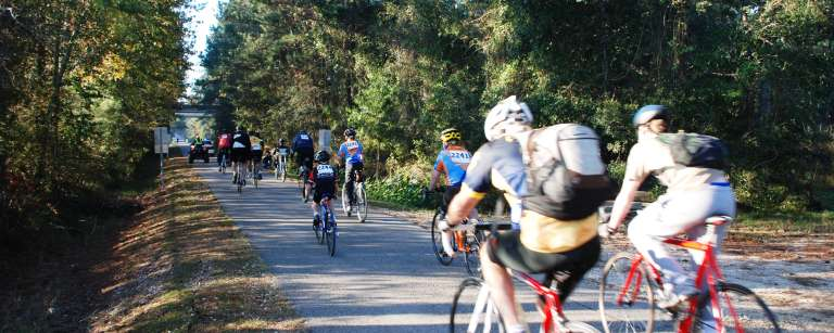 St Tammany Cycling Bike Rentals Louisiana S Northshore Biking