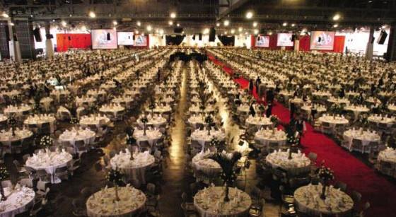 Convention Center Ballroom