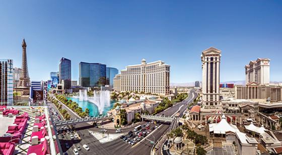 Cromwell Strip - Las Vegas