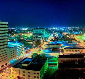 Midland at Night - Steven Tippett