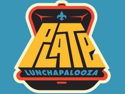 Plate Lunchapalooza (Logo)