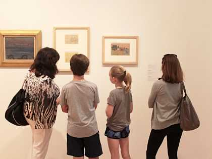 Summer at the Hilliard: The Art of Staying Put