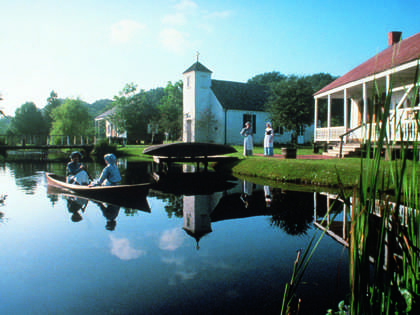 History of Acadiana - LARC's Acadian Village
