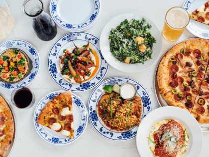 Central Pizza & Bar
