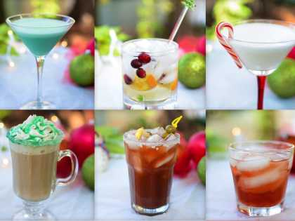 12 Days of Christmas Cocktails