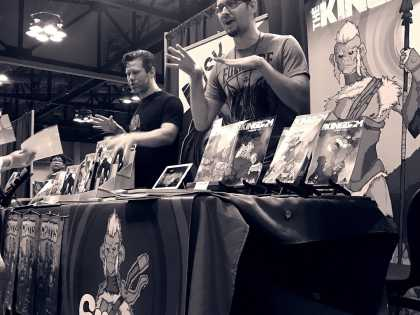 Louisiana Comic-Con: Lafayette