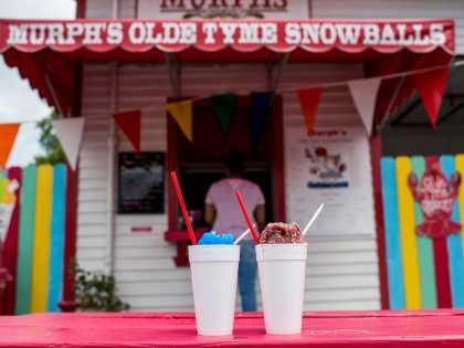 Olde Tyme Snowballs