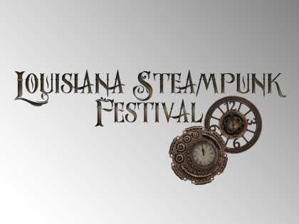 Louisiana Steampunk Festival (Logo)
