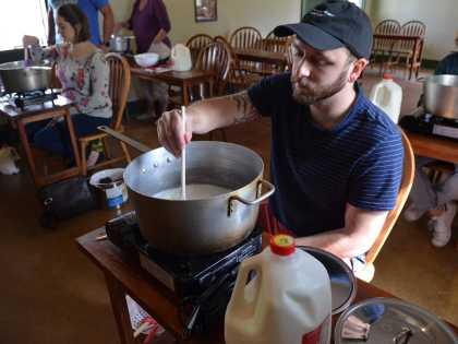 Vermilionville Cooking Class