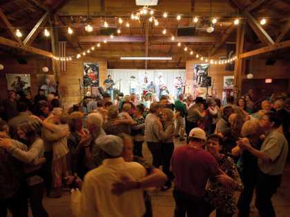 Louisiana Folk Roots' Balfa Week Dance