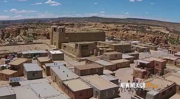 NM True TV - Acoma Sky City/Pueblo Deco Revival