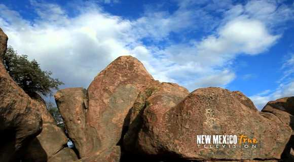 NM True TV City of Rocks State Park