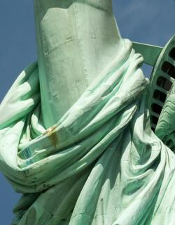 Statue of Liberty, Face