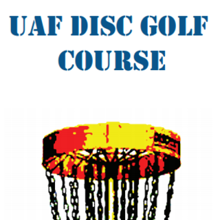 UAF Disc Golf Course