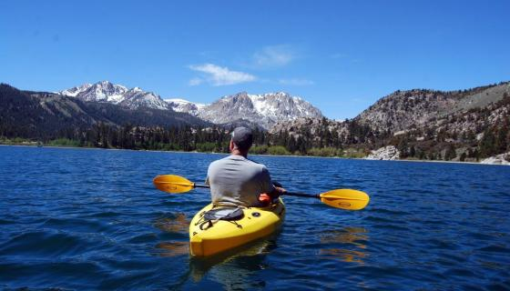 June Lake Kayak