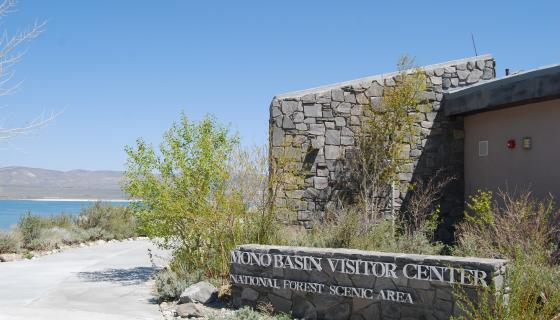 Mono Basin Visitor Center