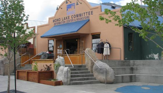 Mono Lake Committee Book Store