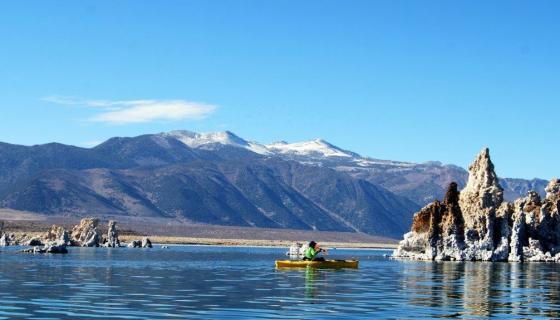 Mono Lake, South Tufa - Best Photo Spots