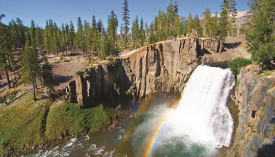 Rianbow Falls