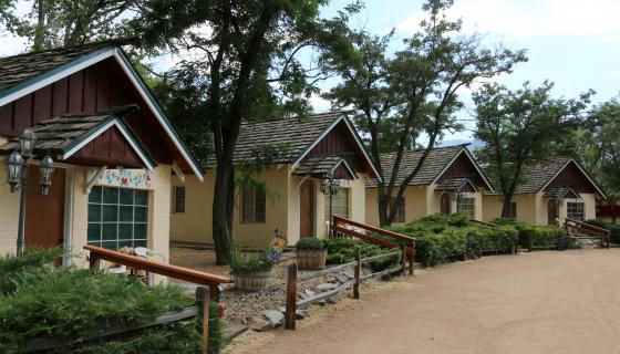 Sierra Retreat lodging