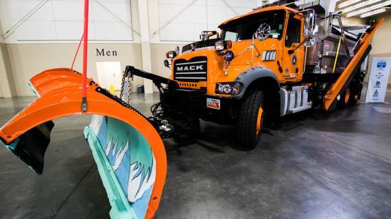 UDOT Expo at Mountain America Expo Center