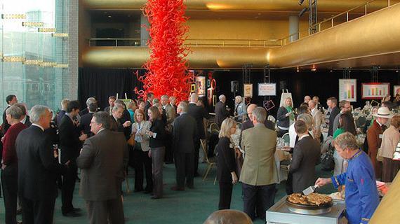 Visit Salt Lake Member Reception at Abravanel Hall