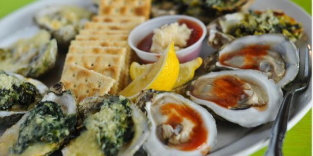 Tin Can Fish House & Oyster Bar