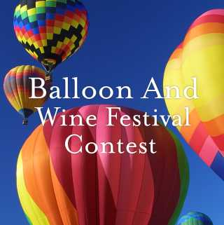 Balloon and Wine Festival Contest
