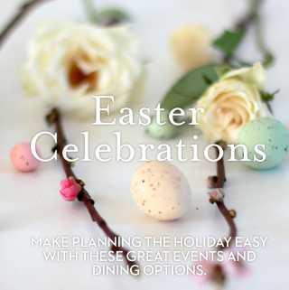 Celebrate Easter in Temecula, CA