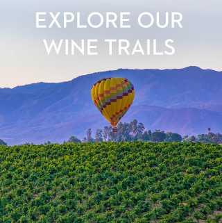 Explore Our Wine Trails