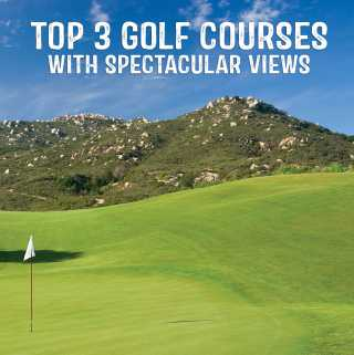 Top 3 Golf Courses in Temecula With Spectacular Views