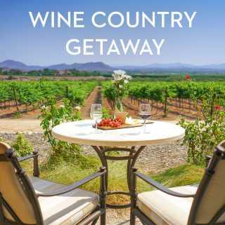 Temecula Wine Country Getaway