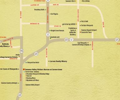 Carneros Map