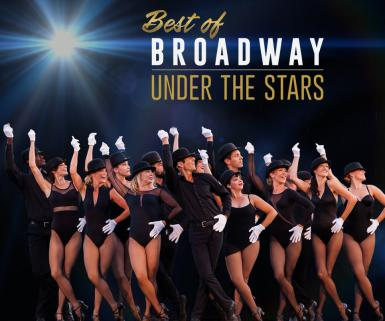 Best of Broadway Under the Stars