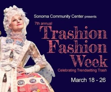 7TH ANNUAL TRASHION FASHION WEEK