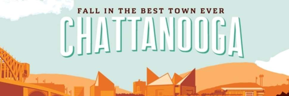 Fall in Chattanooga logo