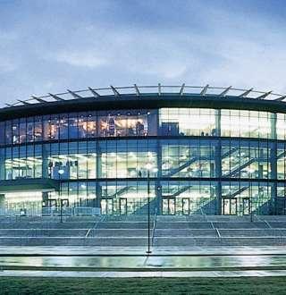 Maverik Center