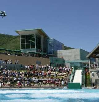 Ski Jumping at Utah Olympic Park