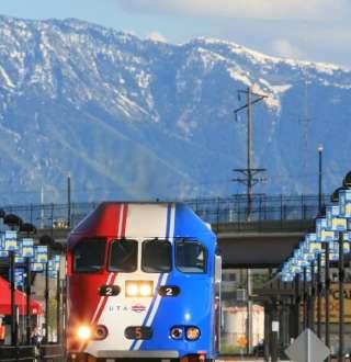 Salt Lake City...and TRAX