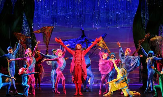 The Little Mermaid/N.C. Theatre